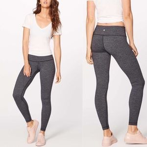 "Lululemon Wunder Under Low-Rise Tight *28"" Luon 4"